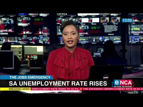 The Jobs Emergency | SA unemployment rate rises