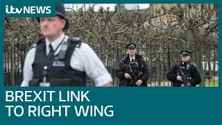 Police fear rise in far right extremism over Brexit tensions | ITV News