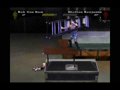 High Flying Finisher from Smackdown Here Comes The Pain