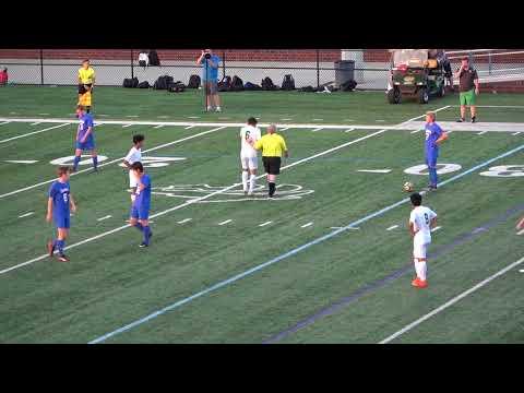 Chamblee Bulldogs Varsity Boys Soccer vs. Buford Wolves - 4/13/2018