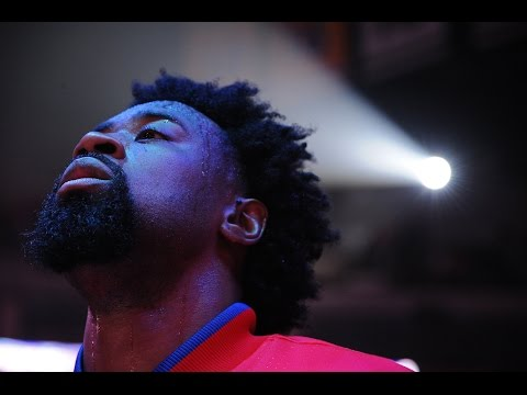 DeAndre Jordan's Top 10 Plays of the 2015-2016 Season