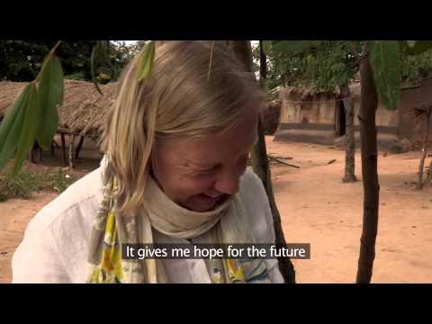 Deborah Meaden's Lifeline Appeal for MicroLoan Foundation - BBC One