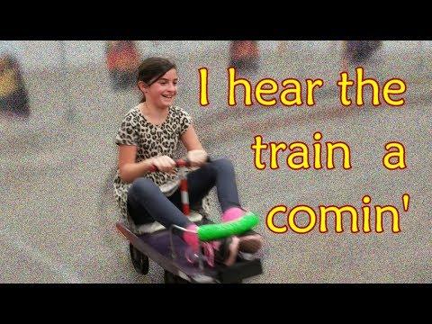 #IAmACreator |:| I Hear The Train A Comin |:| Fulltime RV Family Living Coast 2 Coast