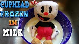 Don't Freeze Cuphead In Milk Devil