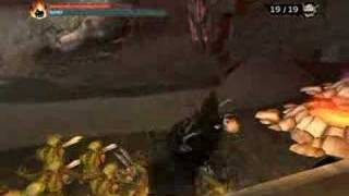 Overlord Raising Hell - last boss (god) killing