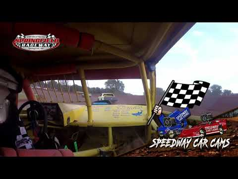 #15 Richard Harrington - Pure Stock - 7-27-19 Springfield Raceway - In Car Camera