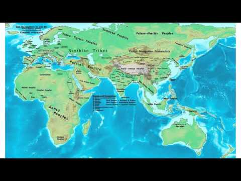 List of sovereign states in the 5th century BC