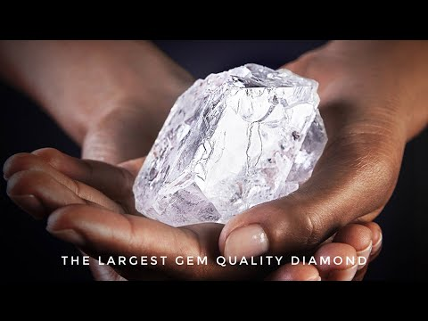 Top 10 | Most Beautiful and Biggest Diamond Ever Found in History