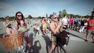 Wkręcony Pan Młody ślubny Flashmob