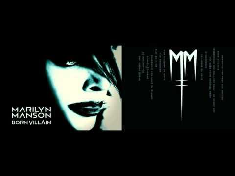 Marilyn Manson - Slo-Mo-Tion (Born Villain) - Lyrics