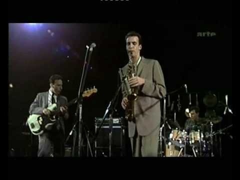 The Lounge Lizards - Dutch Schultz  (Berlin 1981)