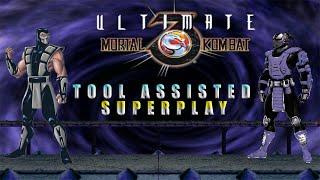Ultimate Mortal Kombat 3 - R. & H. Smoke【TAS】