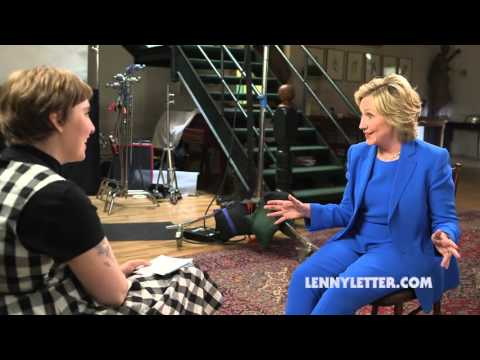 The Lenny Interview: Hillary Clinton on Law School & Marrying Bill
