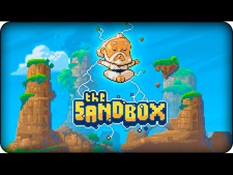 THE SANDBOX - Let's Play God ! #1