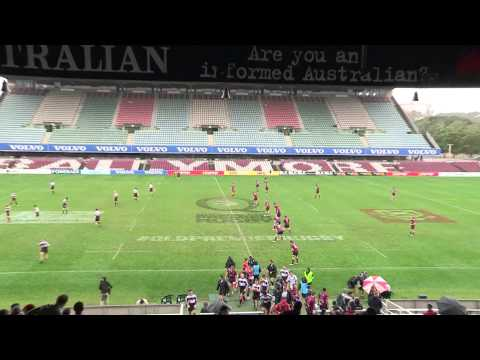 2014 Brisbane Rugby 3rd Grade Grand Final - Souths Vs University of Qld