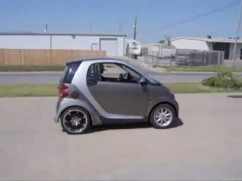 Prototype Hayabusa Smart Car Conversion Kit From Sinister Sand Sports