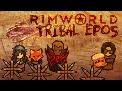 RimWorld Tribal Epos - the first summer