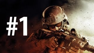 Medal of Honor: Warfighter - Playthrough Part 1 - Unintended Consequences [No commentary] [HD PC]