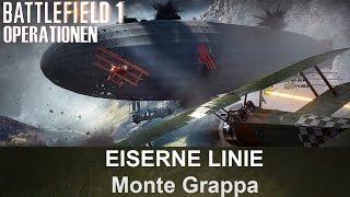 BATTLEFIELD 1 Operationen: Eiserne Linie - Monte Grappa - Österreich-Ungarn