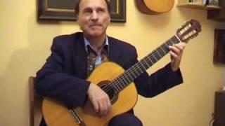7. Ю. Кузнецов Уроки игры на гитаре