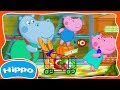 Hippo 🌼 Supermarket 🌼 Shopping Games for Kids 🌼 Teaser