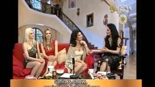 SAMIRA'S SHOW February 28th with Simona Fusco, Donna Spangler, Annalisa Guidone.