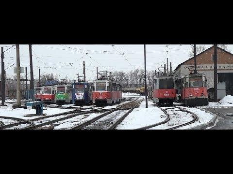 В Бийске сократили количество вечерних трамваев