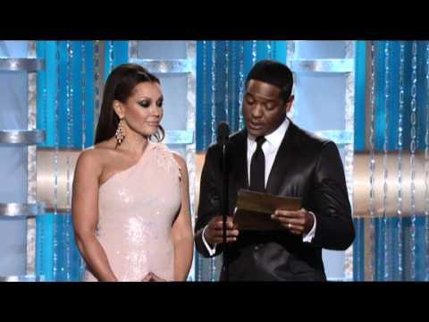 Laura Linney Wins Best Actress TV Series Musical or Comedy - Golden Globes 2011