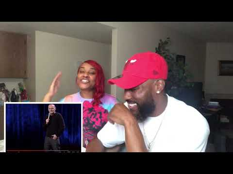 HE ALMOST MADE US FALL OUT OUR SEAT!😂 BILL BURR- WHITE GUILT (REACTION VIDEO)