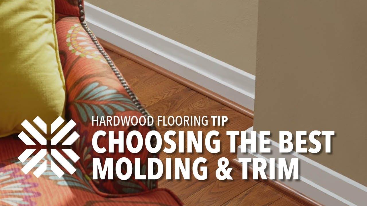 Expert Advice Flooring Moldings and Trim  Lumber