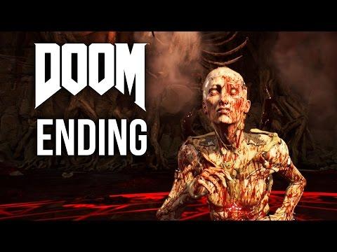 DOOM 4 ENDING Gameplay Walkthrough (Doom 2016)