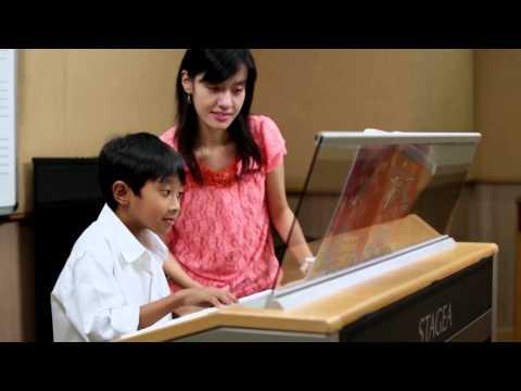 Iklan Sekolah Musik Yamaha