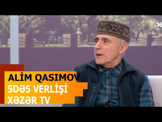 Alim Qas?mov & Elnar? Abdullayeva - 5d?5 X?z?r TV - 06.02.2017