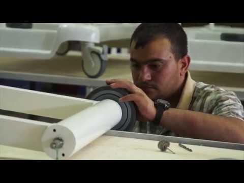 Yozgat Organize Sanayi Bölgesi Tanıtım Filmi 2018
