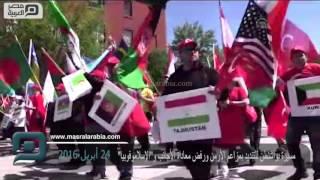 مصر العربية | مسيرة بواشنطن للتنديد بمزاعم الأرمن ورفض معاداة الأجانب و