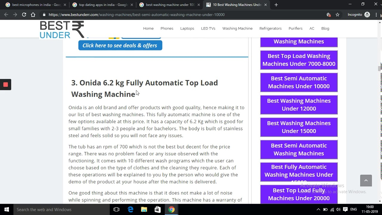 How to earn money from amazon affiliate india + Bonus ...
