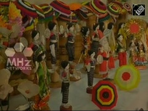 Doll making generating jobs for women in northeastern India (20   Dec,2016)