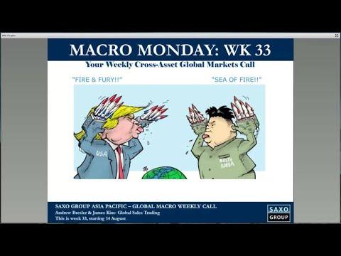 Macro Monday WK 33: Cross-asset global markets call — #SaxoStrats