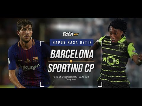 Barcelona vs Sporting Lisbon 2 0   UCL 2017 2018   Highlights English Commentary(SportbazeTV)