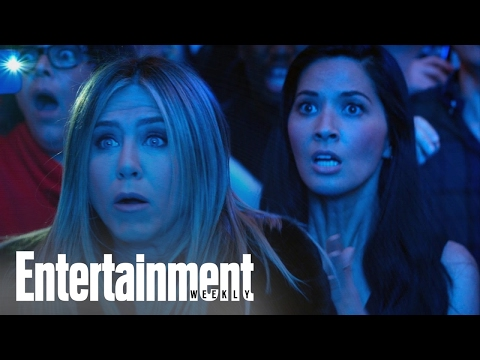 How Office Christmas Party Created The Party | PopFest | Entertainment Weekly
