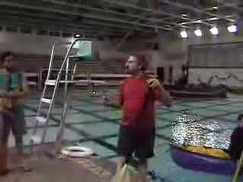 """Solo Canoeing / """"J"""" Stroke"""
