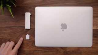 Satechi Type-C USB Hub & Type-C USB Adapter
