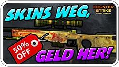 SKINS WEG, GELD HER! :D ♠♠♠ - CSGO SKINS.CASH - CS:GO INFORMATIONSVIDEO - Dhalucard