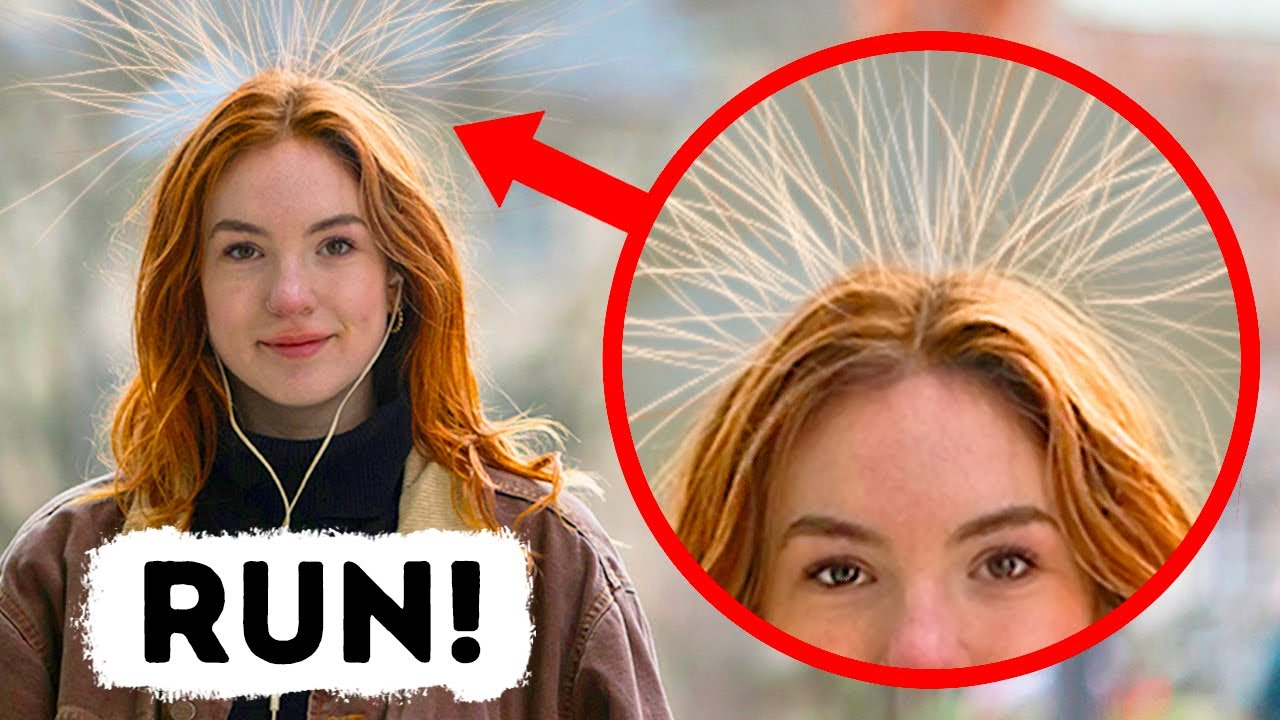 Download If Your Hair Stands on End, You've Seconds to Run