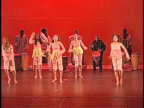 OSCD Cultural Dance Extravanzaa 2007