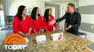 are home dna kits really accurate? jeff rossen investigates with identical triplet sisters today