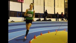 JOAN MEDJID donne le LA - 800m SEF/JUF - Championnat IDF de Pentathlon, Eaubonne 2018