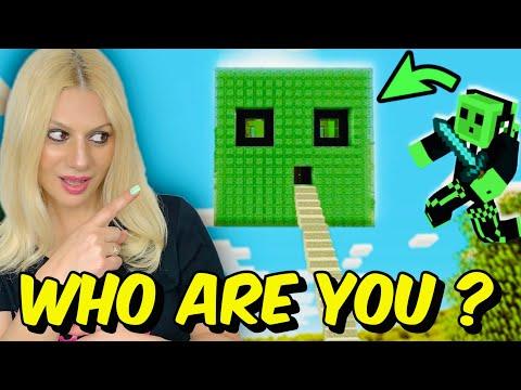 ΠΟΙΟΣ ΕΙΝΑΙ ΑΥΤΟΣ ΠΟΥ ΕΓΚΑΤΑΣΤΑΘΗΚΕ ΣΤΟ DISCO SLIME  MINECRAFT Let's Play Kristina @Famous Games