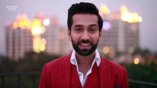 Newlyweds get a surprise message from Nakuul Mehta