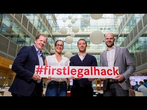 Matheson Introducing Ireland's First Legal Blockchain Hackathon #FirstLegalHack